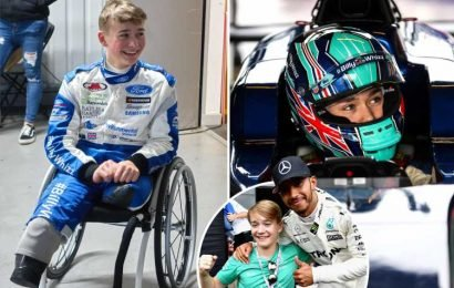 Billy Monger edges closer to F1 dream after signing EuroFormula Open deal just two years after losing both legs in horror crash