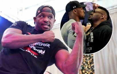 Dillian Whyte insists he will 'jump at chance' to fight rival Anthony Joshua if Miller is pulled out after failed drug test