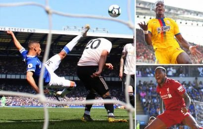 Premier League highlights: Watch Wijnaldum's volley and Richarlison's stunner as Liverpool win but Man Utd and Arsenal lose