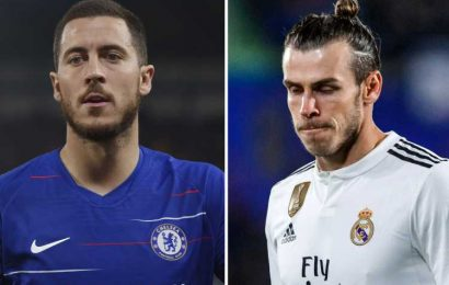 Bale and Hazard could form lethal combo for Real Madrid says Zidane in hint he plans to use both next season