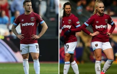 West Ham request to move Southampton game rejected by Premier League as club looked to avoid clash with women's FA Cup final