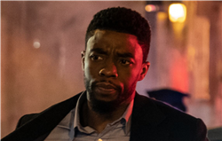 '21 Bridges' Trailer: Chadwick Boseman Hunts Down Vicious Cop Killers in Summer Thriller