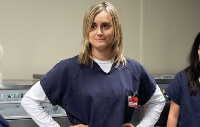Taylor Schilling Was Ready for 'Orange Is the New Black' to End