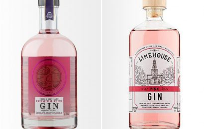 Best pink gins sold in Tesco and Asda, according to Good Housekeeping blind taste test