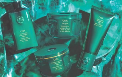 I Tried Every Product From Oribe's New Line Made For Highly Textured Hair