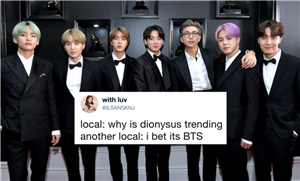"""The Tweets About BTS' """"Dionysus"""" Are Totally Digging Its Old-School BTS Hip Hop Vibes"""