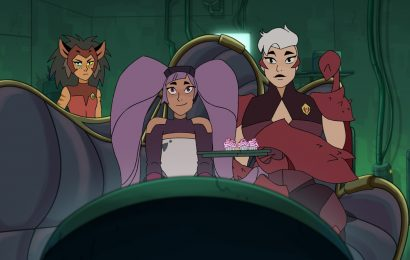 Here's How Netflix Changed Entrapta's Origin Story For Its 'She-Ra' Reboot