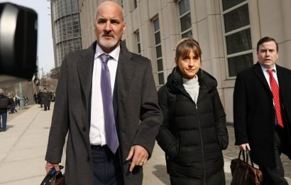 'Smallville' Actress Allison Mack Could Go To Prison For Up To 20 Years