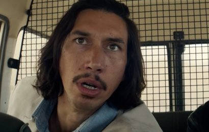 Adam Driver Goes Crazy in Scene From Terry Gilliam's 'Man Who Killed Don Quixote'