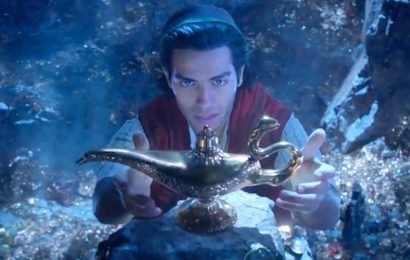'Aladdin' Box Office Tracking for a Big Memorial Day Weekend Opening