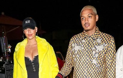 Why Amber Rose Believes Alexander 'AE' Edwards Is Her 'Soulmate' Amid Pregnancy