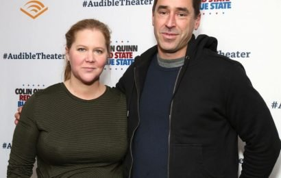 Amy Schumer Confirms She Is 'Still Pregnant And Puking'!
