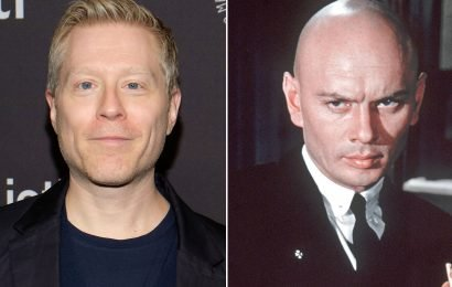 Anthony Rapp says The King and I's Yul Brynner punched him in stomach