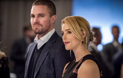 Stephen Amell: Arrow 'Wouldn't Be Here' Without Emily Bett Rickards