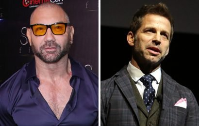 Dave Bautista To Star In Zack Snyder-Directed 'Army Of The Dead'