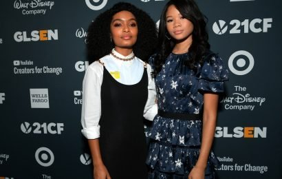 Yara Shahidi Helped Her Brother With His Promposal To Storm Reid & The Photos Are So Pure