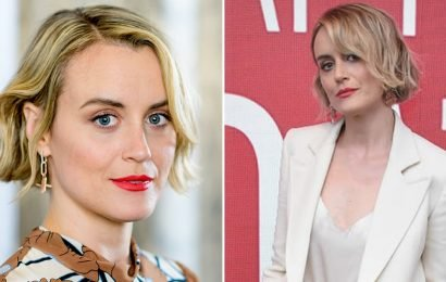 Thinking About Getting a REALLY Short Chop For Summer? Taylor Schilling Will Convince You