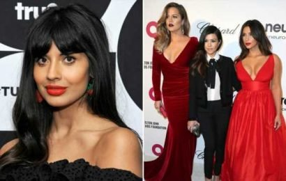 Jameela Jamil's Comments About Her Feud With The Kardashians Are Surprisingly Positive
