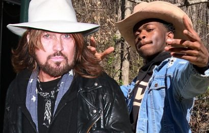 Billy Ray Cyrus is trying to get Lil Nas X back on the country charts