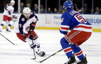 Rangers see offseason as the perfect time to speed up their rebuild