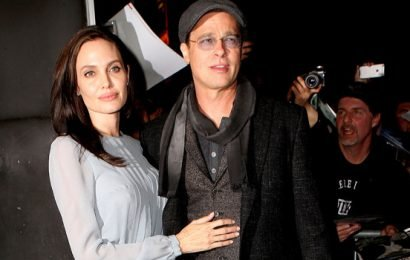 Brad Pitt 'Feels Great' Now That He & Angelina Jolie Are Legally Single