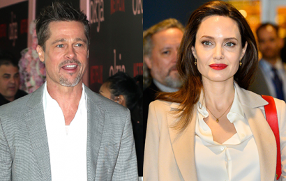 Brad Pitt 'Frustrated' As Angelina Jolie Divorce Battle Rages On: He's 'Upset' She Won't Settle