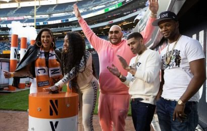 Remy Ma steps out to support Bronx amid NYPD probe