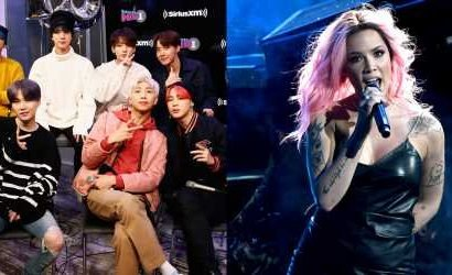 Halsey & BTS Are Performing 'Boy With Luv' Together at the Billboard Music Awards 2019!