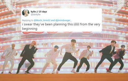 """This Video Of Jimin Doing The """"Boy With Luv"""" Choreography A Year Ago Has ARMYs Shook"""