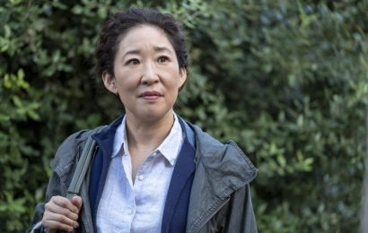 """Allow 'Killing Eve' Star Sandra Oh To Explain Why Stabbing Someone Is An """"Intimate"""" Act"""