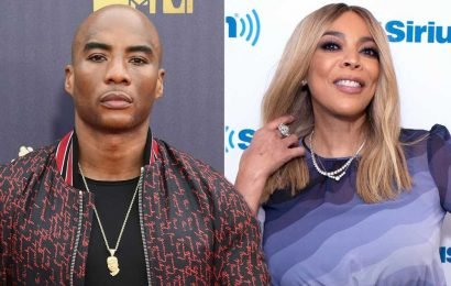 Charlamagne Tha God reconnecting with Wendy Williams nearly 10 years after fallout