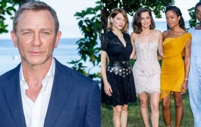 Daniel Craig & 'Bond 25′ Team Celebrate Film Launch in Jamaica!