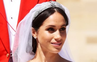 The Secret to Meghan Markle's Wedding Glow Wasn't Actually the Makeup