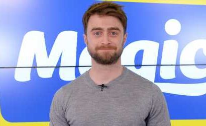 Daniel Radcliffe Looks Handsome While Visiting Radio Stations in London!