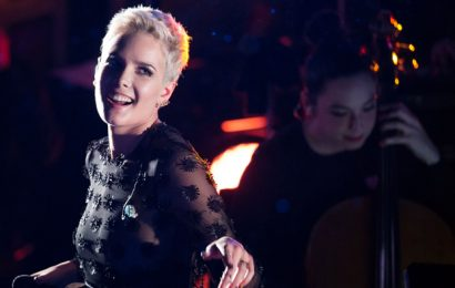 Halsey to Receive New Artist Award From Songwriters Hall of Fame