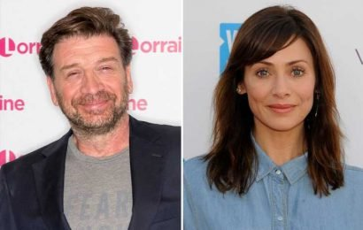 Nick Knowles claims he once had a secret fling with stunning Natalie Imbruglia