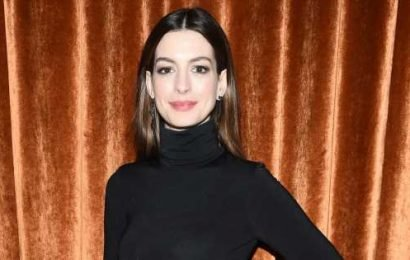 Damn, We Want Anne Hathaway's Updated Version of This '80s Haircut