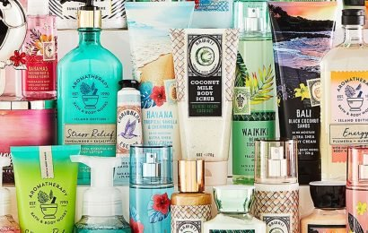 Bath and Body Works Rolled Out More Spring Scents, and Here's What They Smell Like
