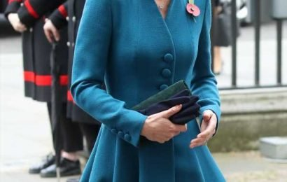 Kate Middleton Just Wore One Of This Designer's Dresses AGAIN
