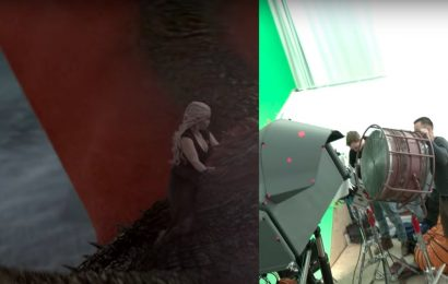 'Game of Thrones' Featurette: How Season 8 Pushes the Boundaries of Visual Effects