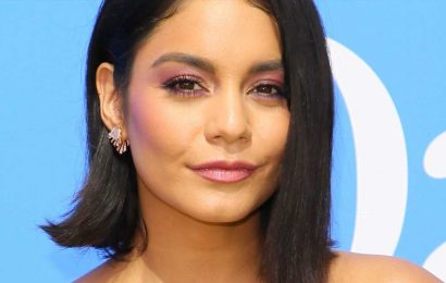 Vanessa Hudgens Just Instagrammed Her Skincare Routine And She's Not Messing Around