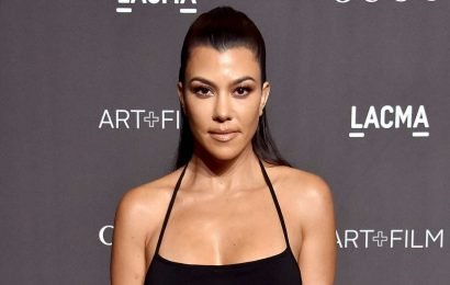 Kourtney Kardashian Is 'Excited' to Turn 40 and 'in a Great Place' with Scott Disick: Source