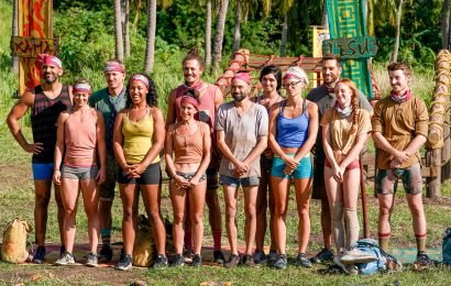 The Survivor Season Goes Haywire at One of the Wildest Tribal Councils Ever