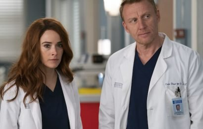 Grey's Anatomy Recap: Did Megan Just Doom Teddy and Tom's Romance?