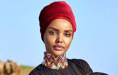 21-Year-Old Halima Aden Just Became the First 'Sports Illustrated' Swimsuit Model to Pose in a Hijab