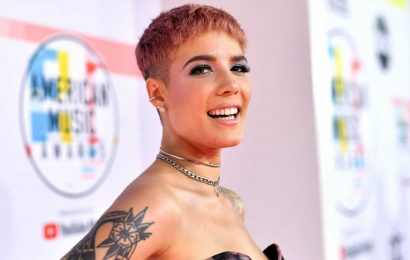 OMG, Halsey Went Rock Climbing Naked and Her Injuries Are as Bad as You'd Expect