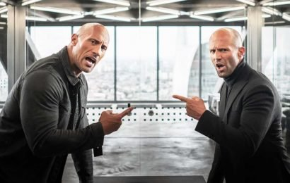 Wait, Did Jason Statham Call The Rock 'Fat Boy' in the New Hobbs & Shaw Trailer?