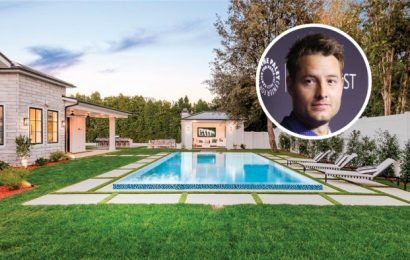 Justin Hartley of 'This Is Us' Buys Mini-Mansion in Encino (EXCLUSIVE)