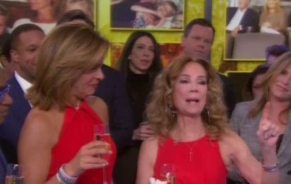 Inside Kathie Lee Gifford's Final 'Today': Tears, Howard Stern Truce and Kid Surprise
