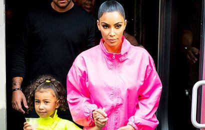 Kim Kardashian: How She's Preparing North, Saint & Chicago For Their New Sibling's Arrival